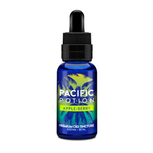 Pacific Potion CBD Apple Berry