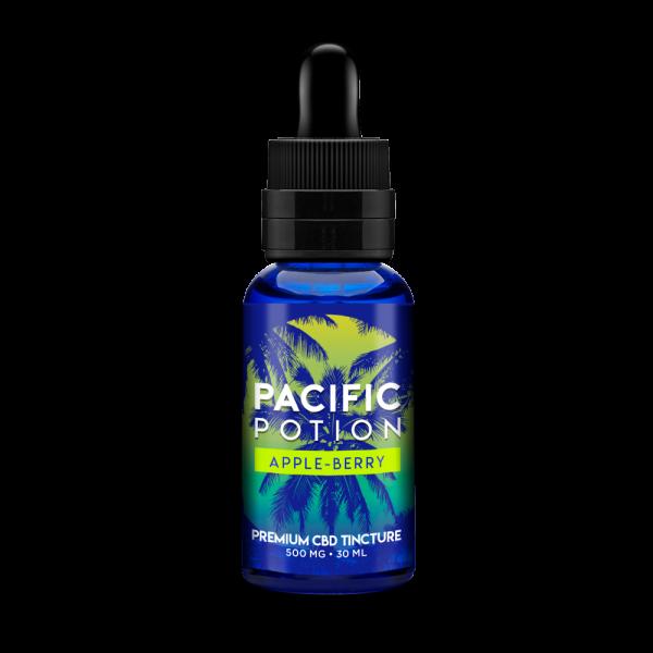 Pacific Potion CBD Apple Berry