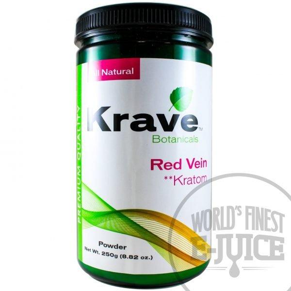 Krave Red Vein Powder 250G