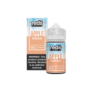 Reds Iced Peach
