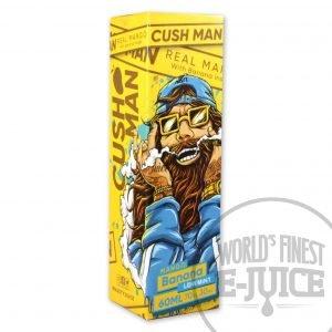 Cush Man E-Juice - Mango Banana
