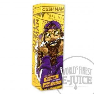 Cush Man E-Juice - Mango Grape