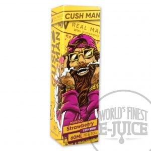 Cush Man E-Juice - Mango Strawberry