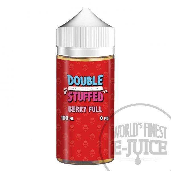Double Stuffed Salt E-Juice - Berry Full