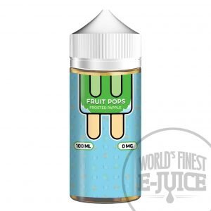 Fruit Pops E-Juice - Frosted Papple