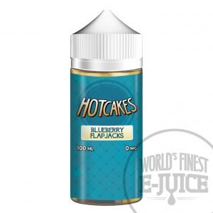 Hotcakes Salt E-Juice - Blueberry Flapjacks