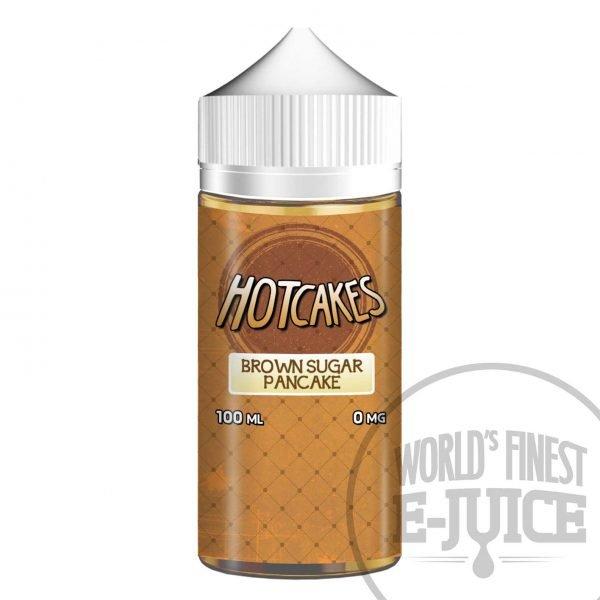 Hotcakes Salt E-Juice - Brown Sugar Pancake