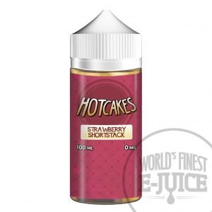 Hotcakes Salt E-Juice - Strawberry Shortstack