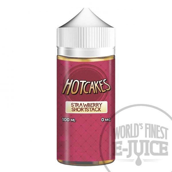 Hotcakes Salt E-Juice - Strawberry Shortstack