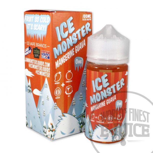 Ice Monster E-Juice - Mangerine Guava