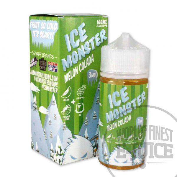 Ice Monster E-Juice - Melon Colada