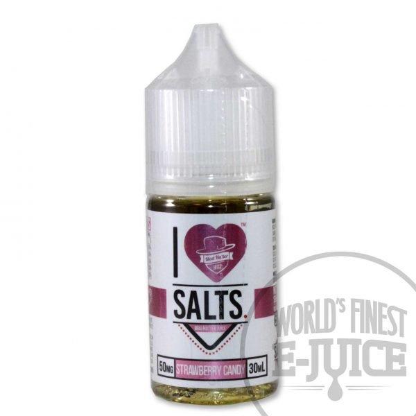 I Love Salts E-Juice - Strawberry Candy