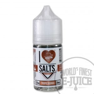 I Love Salts E-Juice - Tropic Mango