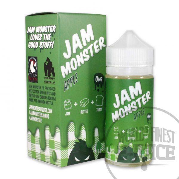 Jam Monster E-Juice - Apple Jam