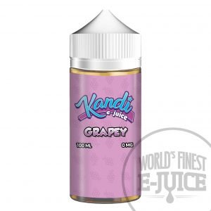Kandi Salt E-Juice - Grapey