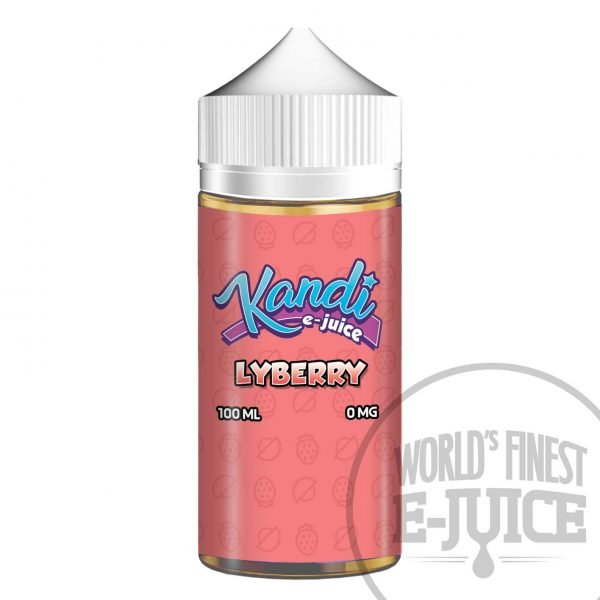 Kandi E-Juice - Lyberry
