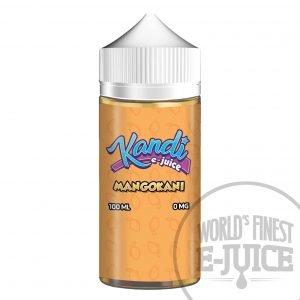 Kandi Salt E-Juice - MangoKani