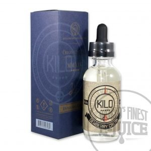 Kilo Standard Series E-Juice - Dewberry Cream