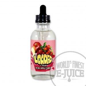 Loaded E-Juice - Cran Apple