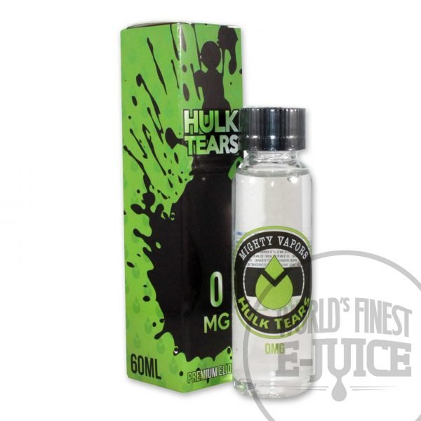 Mighty Vapors EJuice - Hulk Tears