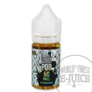 Mighty Salt E-Juice - Frozen Mystery Pop