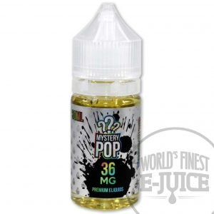 Mighty Salt E-Juice - Mystery Pop