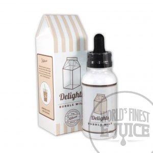 The Milkman Delights E-Juice - Bubble Milk