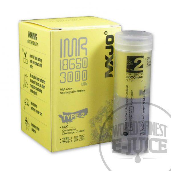 MXJO18650 3000 Battery