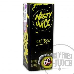 Nasty E-Juice - Fat Boy