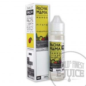 Pacha Mama E-Juice - Mango Pitaya Pineapple