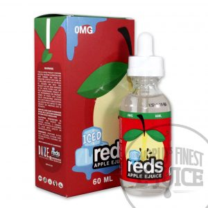 Iced red's Apple E-Juice - Apple