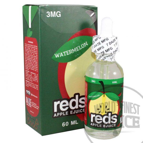 red's Apple E-Juice - Watermelon