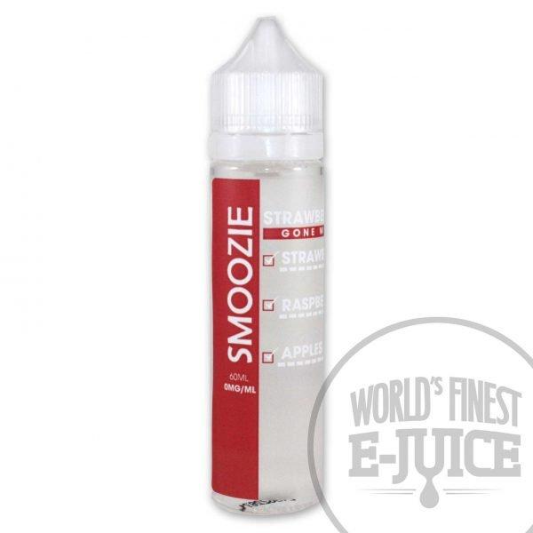 Smoozie E-Juice - Strawberries Gone Wild