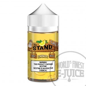 The Stand Salt E-Juice - Lemonade