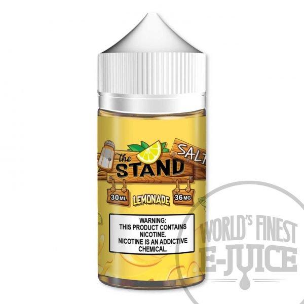The Stand Salt E-Juice - Lemonade