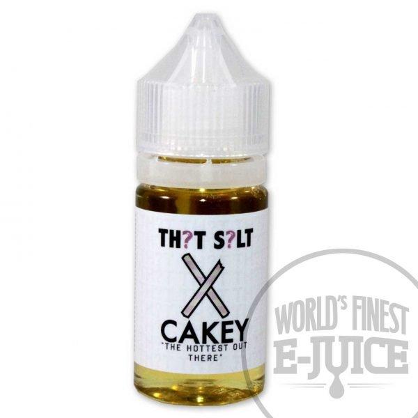 Thot Salt E-Juice - Cakey