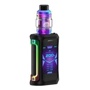 GeekVape Aegis X 200w Kit Rainbow Black