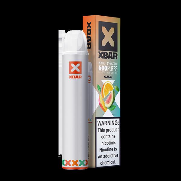 XBar Disposable OMG
