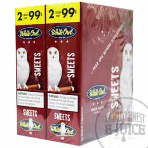 White Owl Sweets