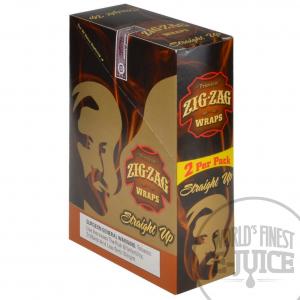 ZIG ZAG Cigar Wraps 1Pc_25Packs_