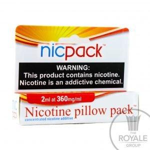 NicPack Nicotine Additive